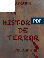 Historias de Terror Volumen I