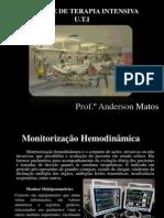 AULA 10 - MONITORIZAÇÃO HEMODINÂMICA