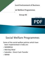 Socio Cultural policy brief