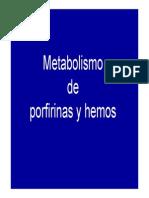Biosintesis Del Hemo