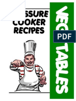 Pressure Cooker Recipes-Vegetables