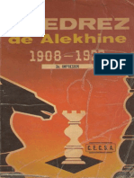 Ajedrez de Alekhine 1908 1923-Alekhine Alexander