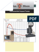 Instrumented Impact d