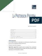 La Pretencion Procesal CED