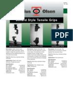 TD1003 Bollard Style Grips