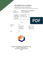 Laporan Nitrasi Kel 8