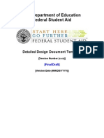 57815351 Detailed Design Document Template