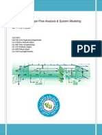 Incompressible Pipe Flow Analysis