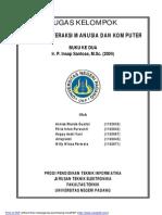 Buku Ir. P. Insap Santosa, M.sc
