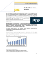 China Healthcare SectorReport