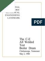 Welded Drum