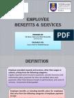 12)Employee Benefits & Services