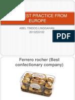 17)Osha Best Pratices Fro Europe