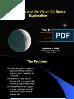 Settlement - Spudis VSE Moon NewSpace 2009