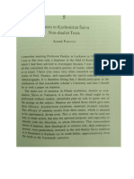 Mantra In Kashmirian Shaiva Non-dualist  Texts  by Andre Padoux