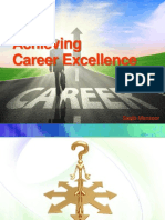 Journey to Career Excellence