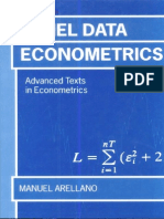 Arellano - Panel Data Econometrics 2003