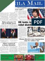 Manila Mail - Dec. 15, 2013