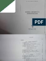 Augustin Campeanu - Bazele Mecanicii Structurilor - Part 1