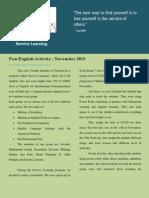 Fun English - PAUD