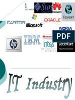 IT Industry Analysis