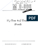 TM 9-806  FORD 1,5 TON G8T