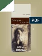Matei Calinescu_Postscriptum La Portretul Lui M