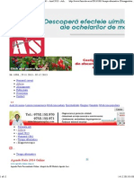Magnetoterapia - Terapii Alternative - Numarul 1061 - Anul 2013 - Arhiva - Formula As