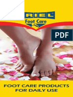 Uriel Foot Care Products