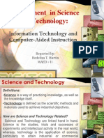Development of Science and Technology