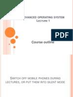 Lec 1 Course Outline (AOS)