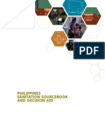 Philippines Sanitation Sourcebook and Decision Aid
