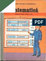 Cls 2 Manual Matematica 1989