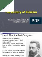 Zionism Stauber