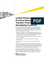 2013G_CM3494_TP_UN Launches Practical Manual on TP for Developing Countries