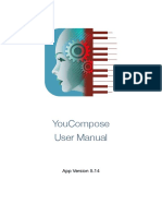 YouCompose User Manual