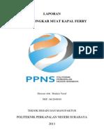 Dm3a 6612040018 Laporan Kapal Ferry