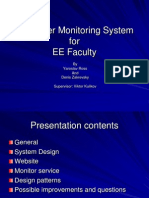 Computer Monitoring System