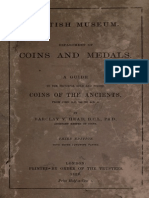 (COINS)(ANCIENT) Head-A Guide to the Principal Gold and Silver Coins of the Ancients 1889