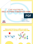 dell case study on growth strategies