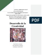 Libro Desarrollo De La Creatividad Jose Gomez UNPRG