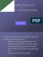 Diagnosis Gtc