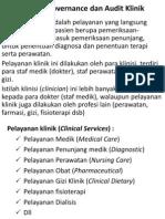 Clinical Governance Dan Audit Klinik - Ready to Print