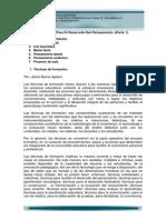 Unidad 3-Estrategias Pedagogicas Para El Desarrollo Del Pensamiento