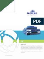 24 Online is p Brochure