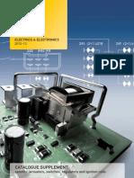 Electrics Electronics 2012-13 Gb