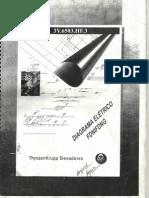 Circuito elétrico FDN, MCP70001
