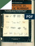 Arte Rupestre Del Pacifico de Nicaragua