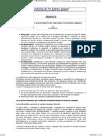 Le Tecniche Di Intervento Per i Materiali Contenenti Amianto