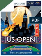 Tenis / Abierto de Estados Unidos 2013
